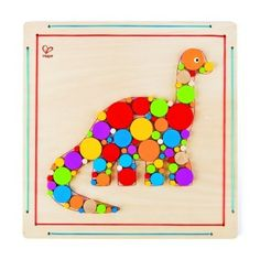 Eco-friendly puzzles, wooden rockers, building blocks, and more for creative kids Craft Activities For Kids, Crafts For Kids, Arts And Crafts, Craft Sale, Craft Kits, Finger Strength, Hape Toys, Wooden Rocker, Mosaic Wall Art