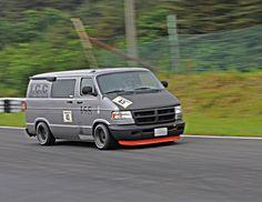 D-VAN-GP | VAN GP 6th その4 ( 自動車 ) - LOOSEN UP! ダッジバンと ...