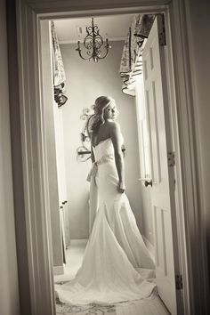 Charleston Weddings - Legare Waring House Bridals via Jeanne Mitchum Photography