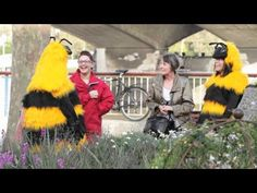 The launch of The Bee Cause - it got quite a bit of media pick-up and I was chuffed.