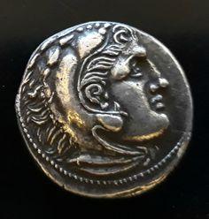 Catawiki online auction house: Eastern Europe - Imitations of Alexander III of Macedon Tetradrachm 16.92 grams