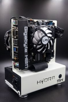 Building A Computer 813673857661366803 - Monochrome Overhaul Gaming Pc Build, Pc Gaming Setup, Computer Build, Gaming Pcs, Computer Setup, Gaming Computer, Computer Technology, Custom Computer Case, Custom Computers
