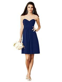 Alfred Angelo 7289 S Bridesmaid Dress | Weddington Way