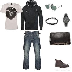 On The Go   Men's Outfit   ASOS Fashion Finder