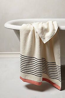 Sechura Towel Collection - anthropologie.com