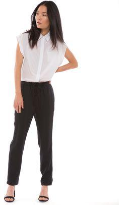 Zady Wear Everywhere Pant Black Wear Everywhere Pant