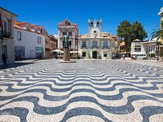 From the wide, tree-lined Avenida de Liberdade, to the brightly painted houses in Baixa and Alfama, to the majestic arches in Terreiro de Paço (Lisbon's sprawling central square), Lisbon's streets are filled with whimsy, romance, and vibrancy. Don't forget to look down as you stroll: Ornate tile work, a Portuguese trademark, adorn a number of the city's sidewalks and streets. —Oneika RaymondRead more: 7 Reasons to Visit Lisbon Right Now