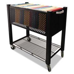 File Carts – Ultimate Office Craft Storage Cart, Storage Shelves, Storage Spaces, Shelf, Rolling Utility Cart, Rolling Storage, Rolling Carts, Black Office Furniture, Steel File