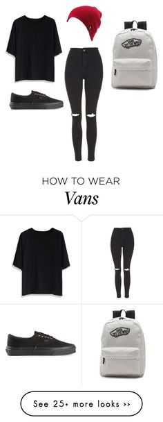 """Trapdoor - Twenty One Pilots"" by vampiresblood on Polyvore featuring Topshop, Chicwish, Volcom and Vans"