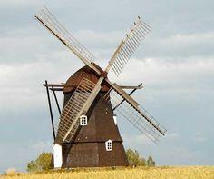 The windmill at Rorvig. (bucket List)