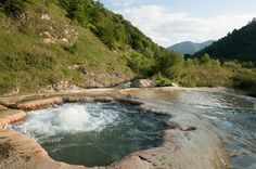 The hot spring in Artsakh. A real beauty of Mother Nature - Armenia ...