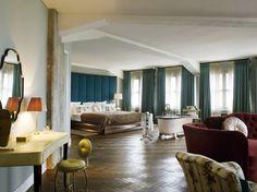 Soho Hotel - Berlin - My kind of bedroom Soho House Berlin, Hotel Berlin, Berlin Berlin, Berlin Germany, Berlin City, West Berlin, Soho Hotel, Design Hotel, Dream Rooms
