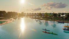 Thị trường bất động sản đô thị Tây Nam Bộ có gì, cần gì? River, Outdoor, Outdoors, Outdoor Games, The Great Outdoors, Rivers