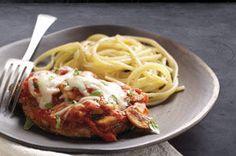 Pork Chops Parmigiana Recipe - Kraft Canada