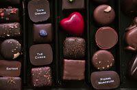 chocolates de Pierre Marcolini