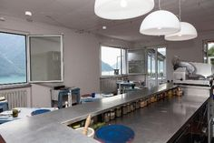 Le Bucce di Gandria Conference Room, Lugano, Restaurant, Kitchen, Table, Furniture, Home Decor, Cooking, Decoration Home