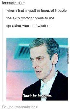Matt Smith was my my favourite doctor but still