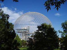 Dôme géodésique — Wikipédia