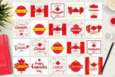 Canada Day by barsrsind on @creativemarket