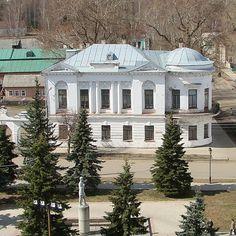 Hôtel Particulier Chebaevskogo - Veliki Oustioug - Construit au XIXème siècle.