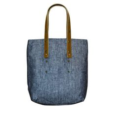 Delmare Tote Shopping Bag, 43€,  by Fabric & Handle !!