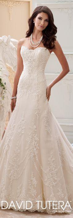 Unique Wedding Dresses Fall 2018