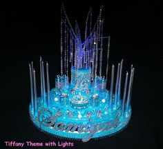 tiffany-theme-with-lights-sweet-16-candle-holders.jpg (736×676)