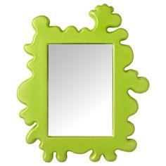 Super cute little mirror.....BARNSLIG Mirror - IKEA
