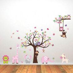 Väggdekor - Till barnrummet 153 x 239 cm