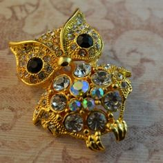 Owl Brooch - Virtual Global Market