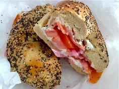 No Upper West Side bagel shop can replace beloved bagel-maker H, which met its tragic demise in 2011. But 72nd Street Bagel does its part to fill the void, serving up classic bagels individually and by the dozen, along with simple spreads and catering platters. Its also a great place if youre trying to cut down on calories and carbs; they offer diet-friendly mini bagels for 80 cents each, plus theyve got fat-free lox spread, a rarity even in New York.