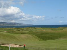 Brora Golf Course, Brora, Sutherland. Picture taken by me