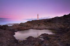 Sardinas Lighthouse. Gáldar. #Gran #Canaria. Spain
