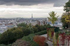 Parc de Belleville - 47 Rue des Couronnes, 75020 Paris