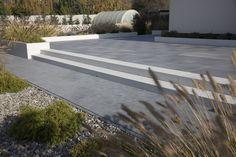 Backyard Garden Design, Backyard Landscaping, Fire Pit Patio, Contemporary Garden, Exterior, Landscape, Architecture, Outdoor Decor, House