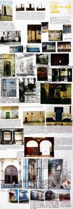 NCEA Photography workbook
