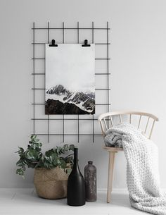 Mountain tops, poster