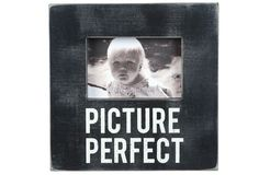 "Photo Frame ""Picture Perfect"" - From Antiquefarmhouse.com - http://www.antiquefarmhouse.com/current-sale-events/the-attic4/photo-frame-picture-perfect.html"