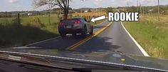 8 Dumb Things You Do As A Rookie Driver