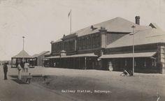 Railway Station, Bulawayo All Nature, Zimbabwe, World History, Homeland, Fun Facts, Birth, Scenery, Africa, Street View