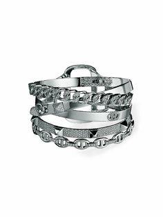 Hermes layered bracelet ($154,000)