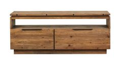 Toronto Entertainment Unit with 2 Drawers | DFS