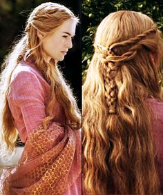 """Best Casual """"Game of Thrones"""" Hair 