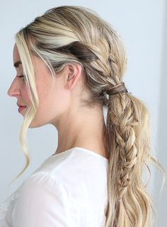 Triple Sensational Braids - Styling Your Long Hair
