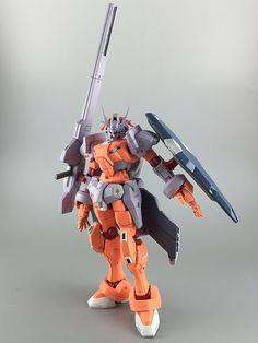 HG 1/144 MSAM-033 Gundam G-Arcane Ver. ちょい萌え。 Photo Review, Info http://www.gunjap.net/site/?p=279397