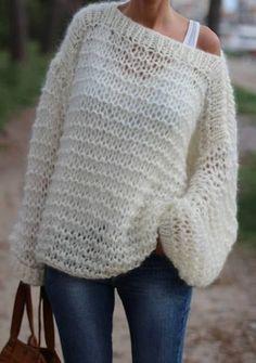 Knitting pullover handmade item winter clothing cover up warm dress gift ideas sweater vest every day dress cozy dress – Artofit Crochet Cardigan, Knit Crochet, Knitting For Dummies, Warm Dresses, New Shape, Crochet Woman, Diy Dress, Knit Fashion, Knitting Patterns
