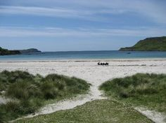 Best Beaches in the United Kingdom - Calgary Bay, Isle of Mull, The Hebrides