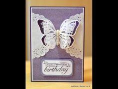 Triple Layer Vellum Butterfly Wings - JanB UK Stampin' Up! Demonstrator ...