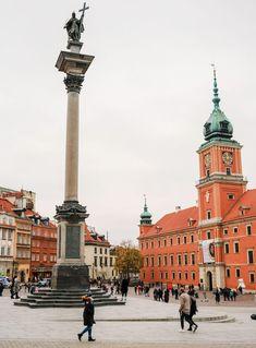 Poland Travel, Travel Netherlands, Denmark Travel, Old Town Square, Warsaw Poland, Europe, Travel Images, Krakow, Travel Aesthetic
