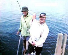 Fishing in Palopo.
